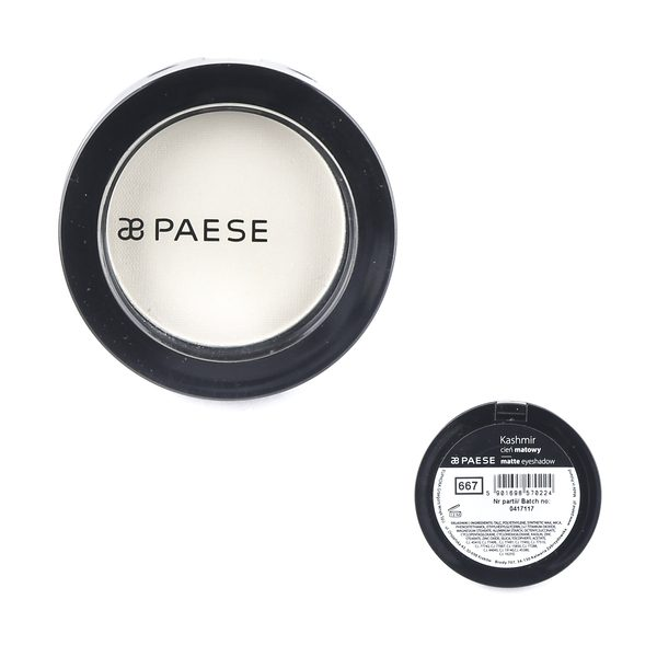 PAESE KASHMIR SOMBRA MATE 667