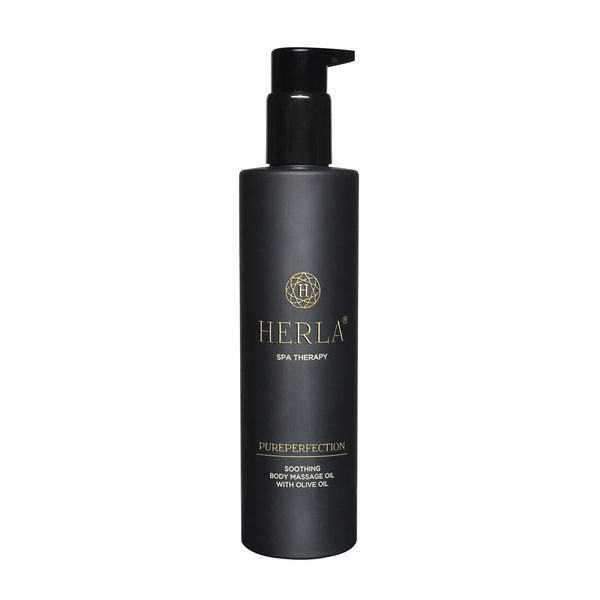 PUREPERFECTION SOOTHING BODY MASSAGE OIL WITH OLIVE OIL
