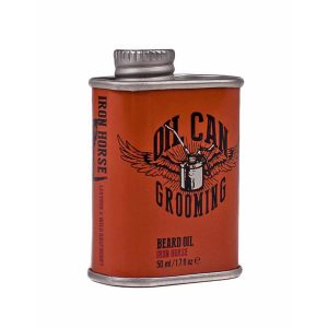 OIL CAN GROOMING - IRON HORSE BEARD OIL